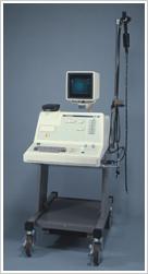 初期の超音波内視鏡システム